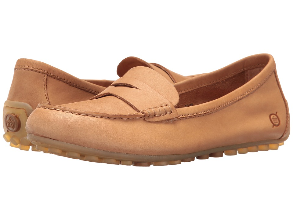 Born Malena (Tan Full Grain) Women