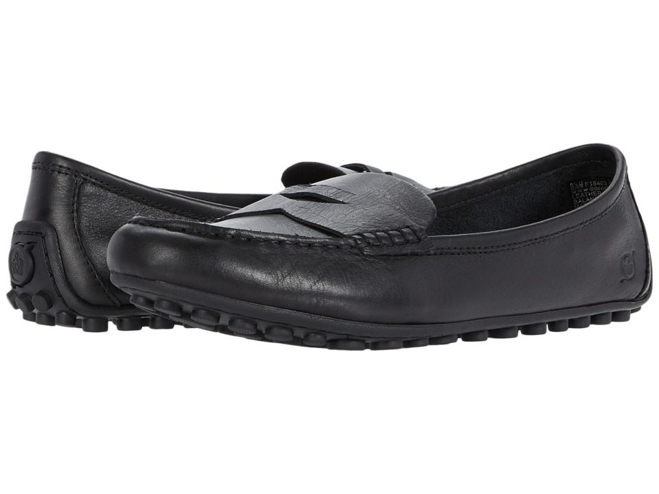 Born Malena (Black Full Grain) Flats