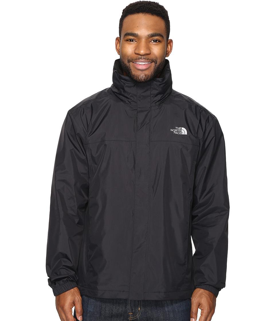 North Face Resolve 2 Jacket (TNF Black/TNF Black) Men's Coat