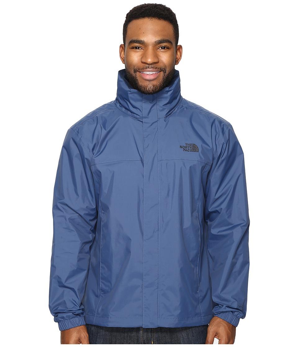 North Face Resolve 2 Jacket (Shady Blue/Urban Navy) Men's...