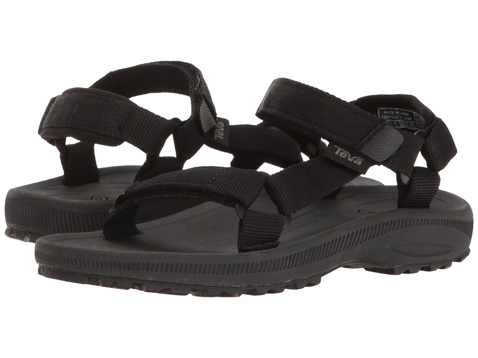 Teva Kids - Hurricane 2 (Little Kid/Big Kid) (Black) Boy'...