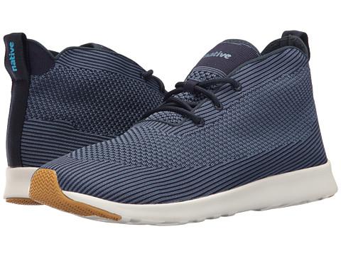 Native Shoes AP Rover Liteknit - Regatta Blue/Shell White/Natural Rubber