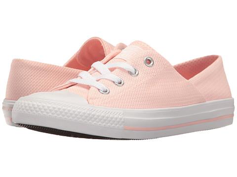 Converse Chuck Taylor® All Star® Coral Micro Dot Ox - Vapor Pink/Vapor Pink/White