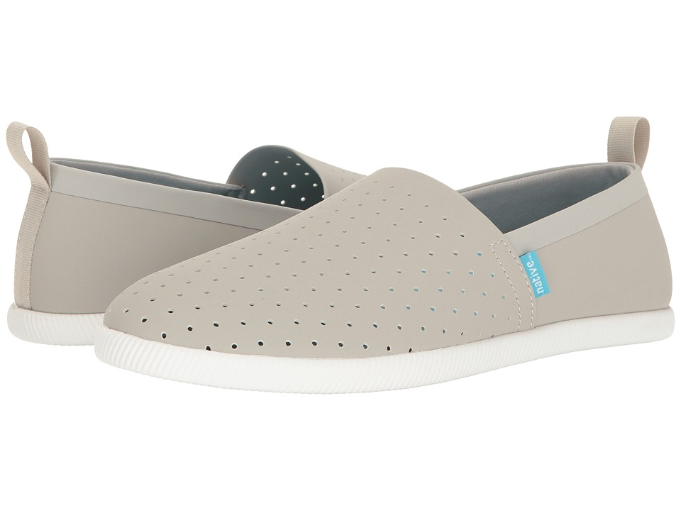 Native Shoes Venice (Pigeon Grey/Shell White) Shoes