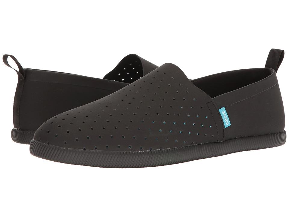 Native Shoes Venice (Jiffy Black/Jiffy Black) Shoes