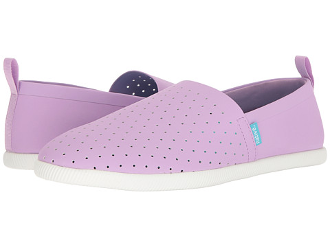 Native Shoes Venice - Lavender Purple/Shell White