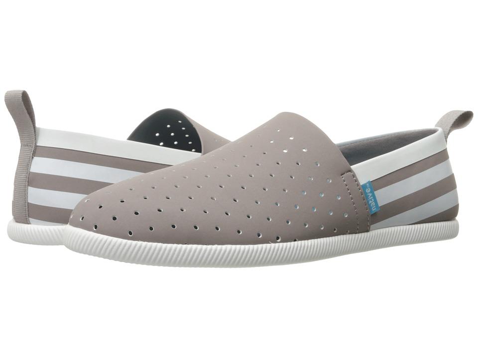 Native Shoes Venice (Quail Purple/Shell White/Shell stripe) Shoes