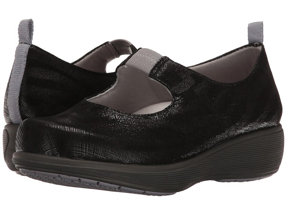 SoftWalk Miranda (Black) Women's Clog Shoes