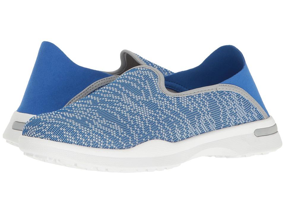 SoftWalk Simba (Blue Knit) Women