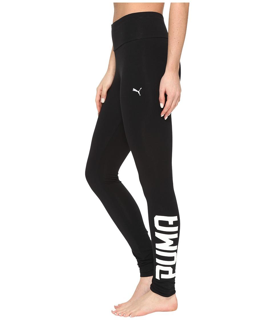PUMA Style Swagger Leggings (PUMA Black) Women