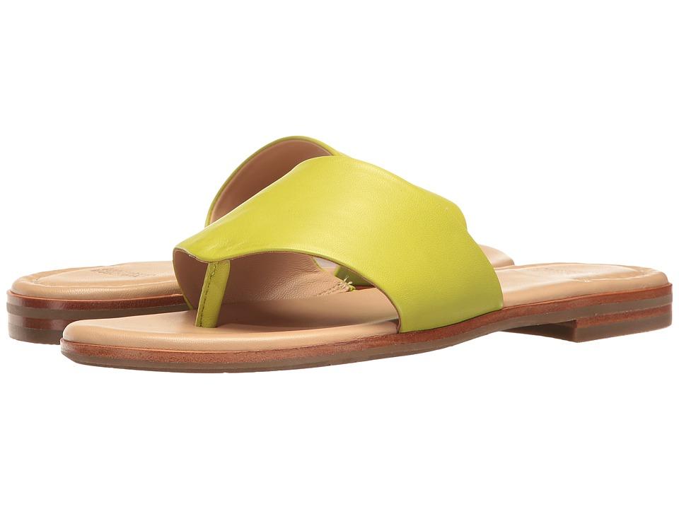 Johnston & Murphy Raney (Kiwi Glove Leather) Women's Sandals