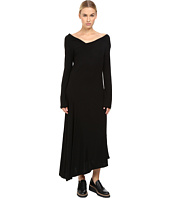 Limi Feu - Chic 3/4 Sleeve Wrap Dress
