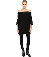 Limi Feu - Off-Shoulder Dolman Tee