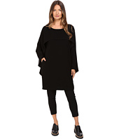 Limi Feu - Cap Sleeve Cape Top