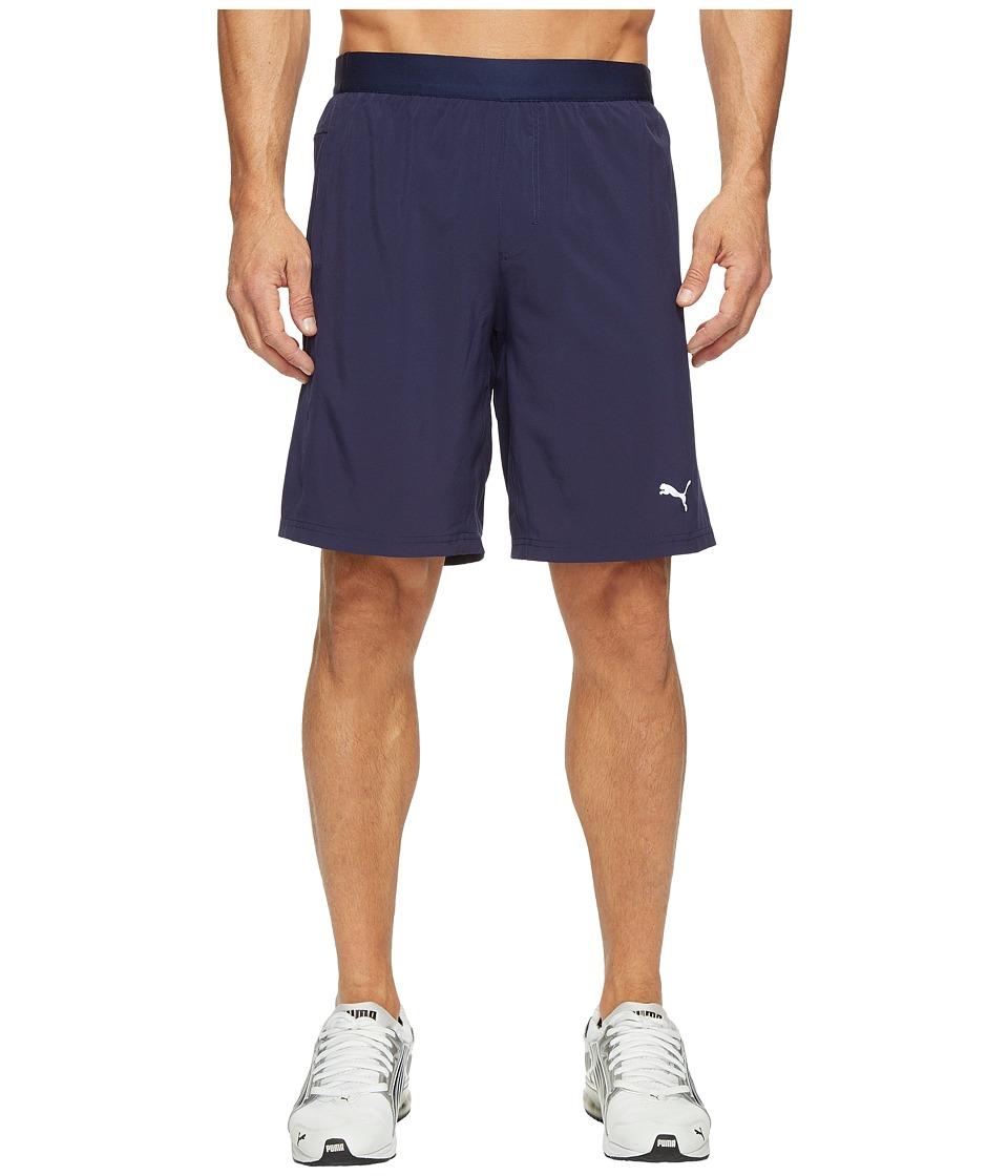PUMA Pwrcool 9 Shorts (Peacoat) Men