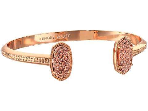 Kendra Scott Elton Bracelet - Rose Gold/Rose Gold Drusy