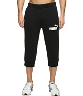 PUMA - ESS No. 1 Logo 3/4 Pants