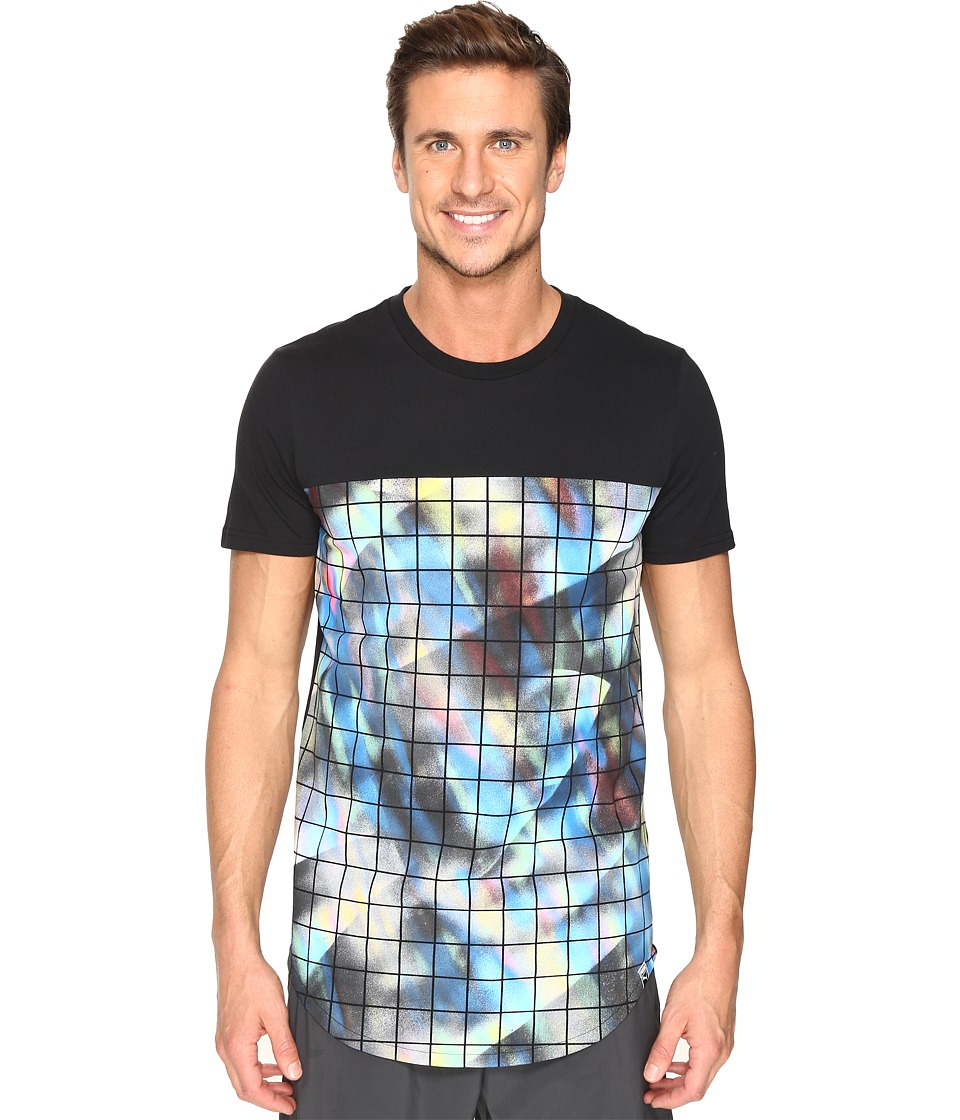PUMA Future Graphic Tee (Cotton Black) Men