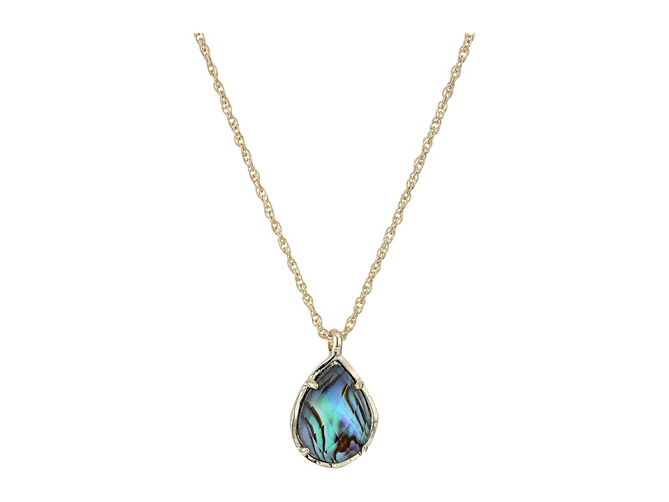 Kendra Scott - Kiri Necklace (Gold/Abalone Shell) Necklace