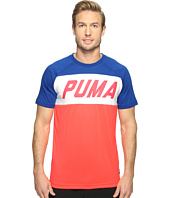 PUMA - Color Block Tee