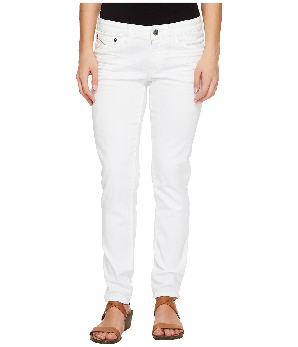 Mountain Khakis - Genevieve Skinny Jeans Classic Fit (Linen) Womens Jeans