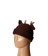 San Diego Hat Company - KNH3407 Knit Cuffed Beanie with Deer Ears