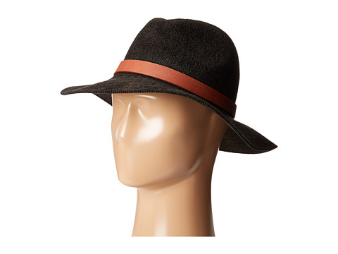 San Diego Hat Company KNH3393 Knitted Chenille Panama Fedora