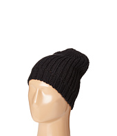 San Diego Hat Company - KNH3429 Solid Knit Rib Beanie with Ribbed Opening