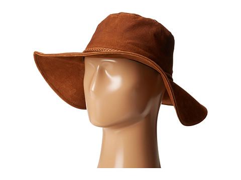 San Diego Hat Company CTH8040 Suede Floppy Hat
