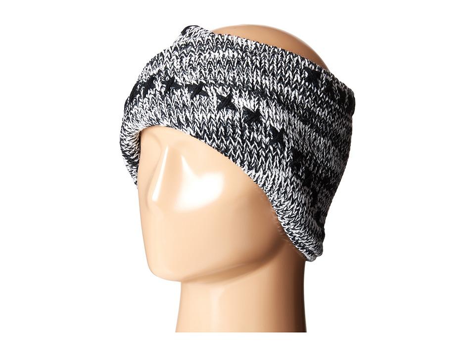 San Diego Hat Company - KNH3441 Oversize Twist Knit Headband (Black) Headband