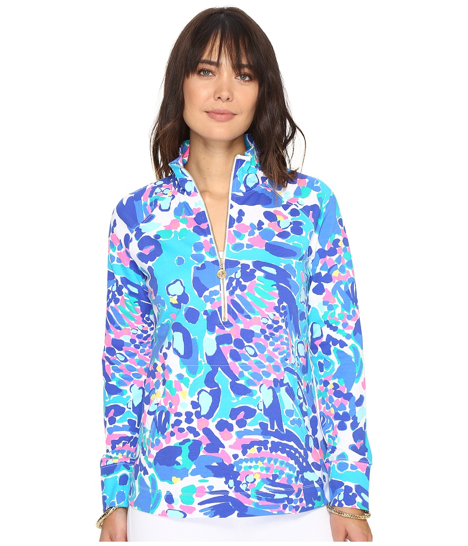 Lilly Pulitzer Skipper Popover (Multi Hit the Spot) Women