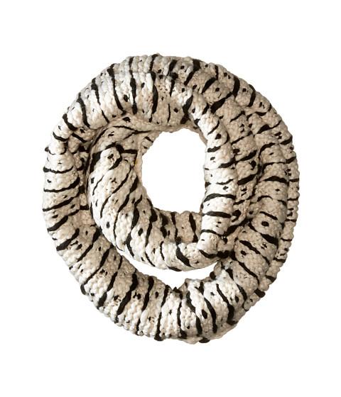 San Diego Hat Company BSS1665 Crochet Knit Infinity Scarf