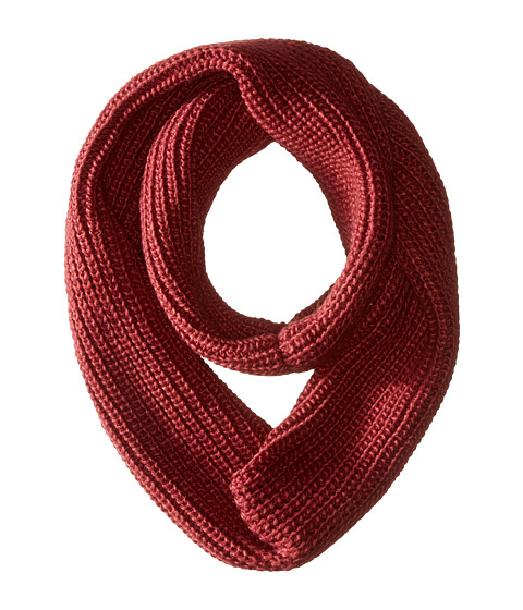 San Diego Hat Company BSS1689 Solid Infinity Scarf - Wine