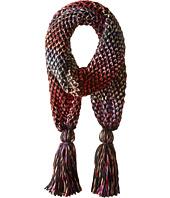 San Diego Hat Company - BSS1662 Crochet Knit Oblong Scarf