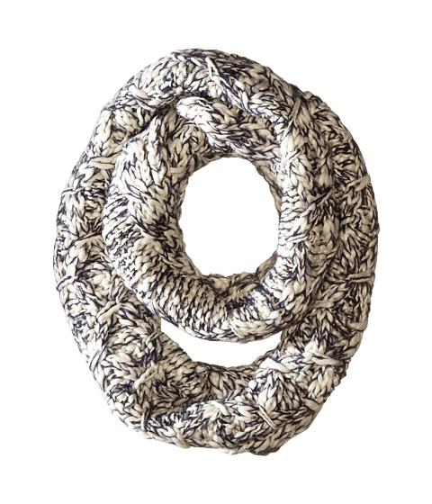 San Diego Hat Company BSS1675 Crochet Knit Infinity Scarf - Indigo