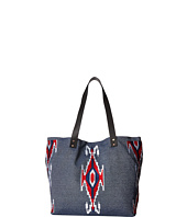 San Diego Hat Company - BSB1691 Cambray Tote Southwestern Bag