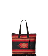 San Diego Hat Company - BSB1695 Woven Albuquerque Pattern Tote