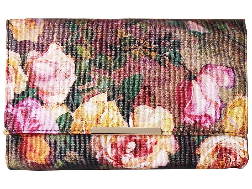 Jessica McClintock - Nora (Floral) Handbags