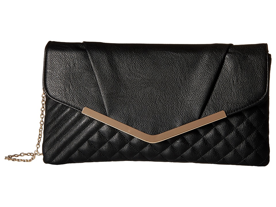 Jessica McClintock - Arielle (Black) Handbags