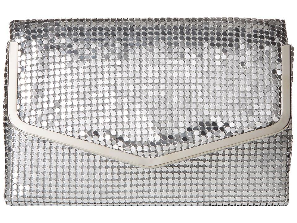 Jessica McClintock - Stephanie (Silver) Handbags