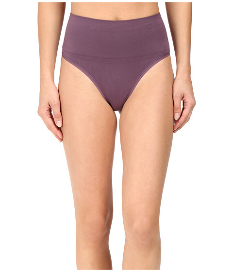 Yummie by Heather Thomson Jasmina Shaping Thong - Vintage Violet