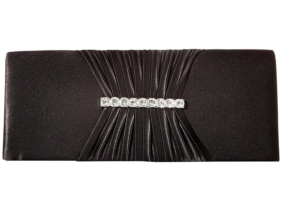 Jessica McClintock - Dana (Black) Handbags