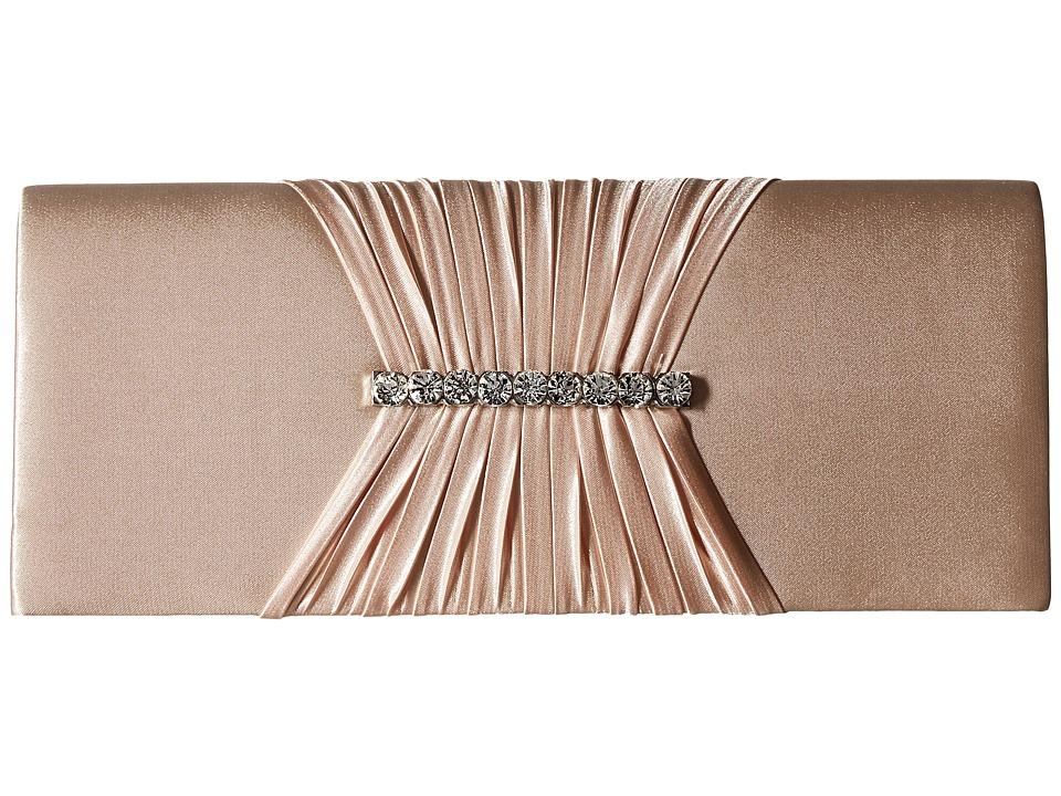 Jessica McClintock - Dana (Champagne) Handbags