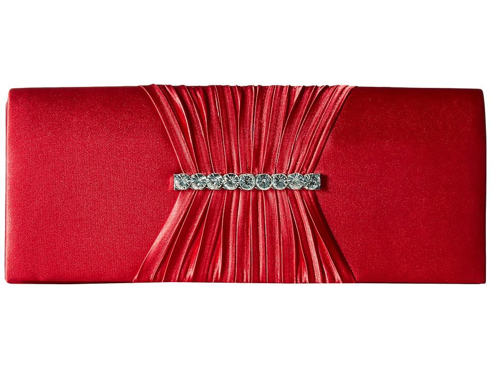 Jessica McClintock - Dana (Red) Handbags