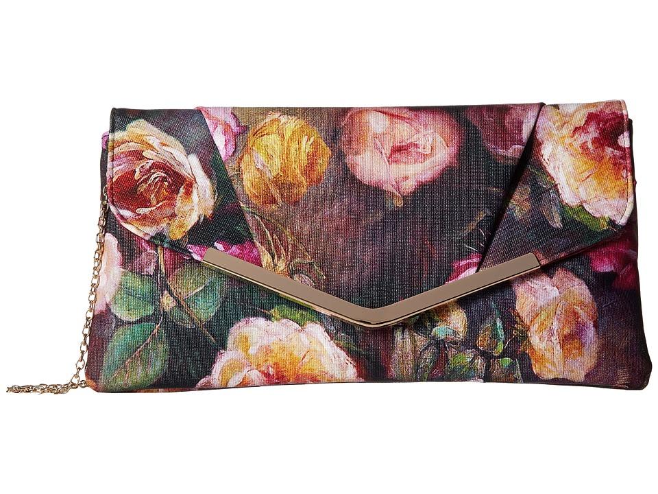 Jessica McClintock - Arielle (Floral) Handbags