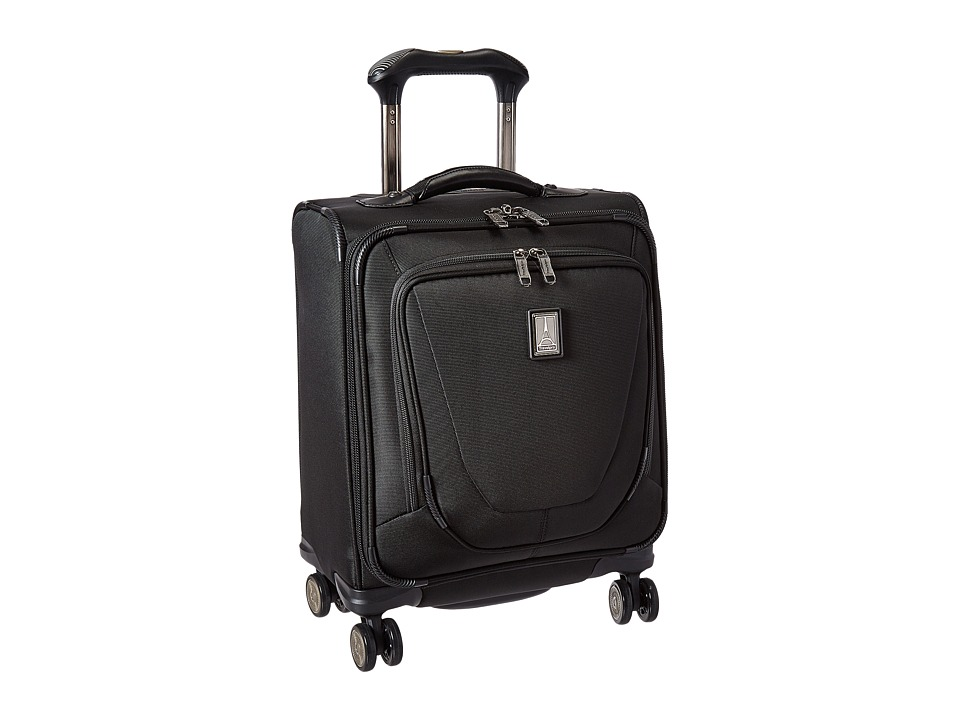 Travelpro Crew 11 Spinner Tote (Black) Luggage