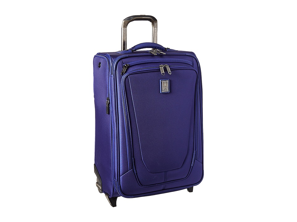 Travelpro - Crew 11 - 22 Expandable Rollaboard Suiter (Indigo) Suiter Luggage