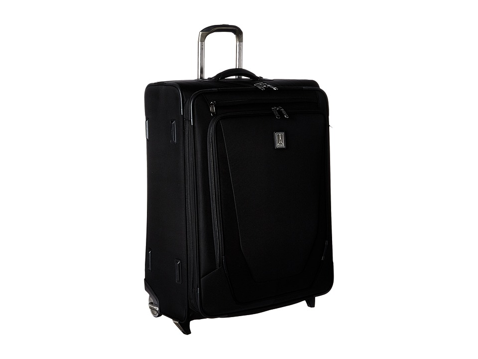 Travelpro - Crew 11 - 26 Expandable Rollaboard Suiter (Black) Suiter Luggage