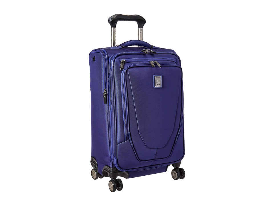 Travelpro - Crew 11 - 21 Expandable Spinner Suiter (Indigo) Suiter Luggage