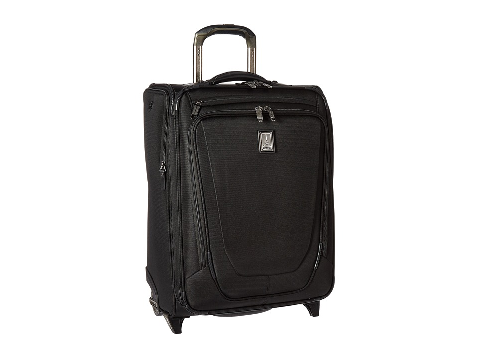Travelpro Crew 11 20 Expandable Business Plus Rollaboard (Black) Luggage
